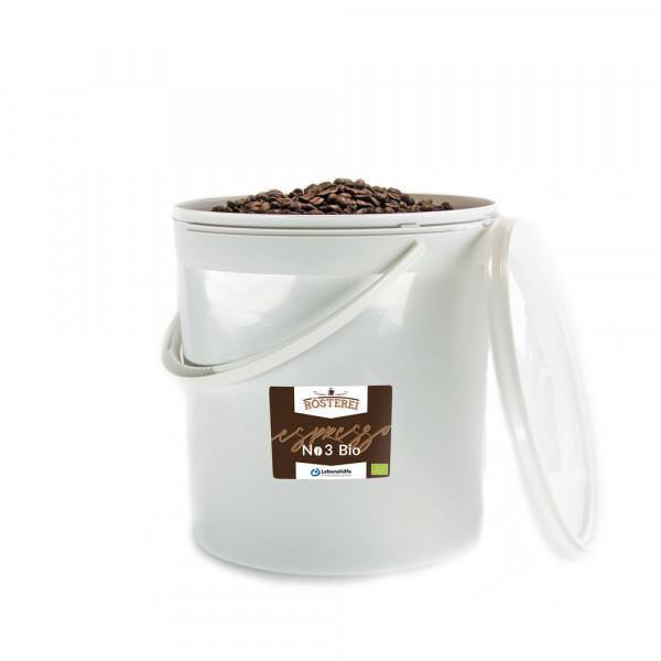 Espresso No.3 4.000g / ganze Bohne