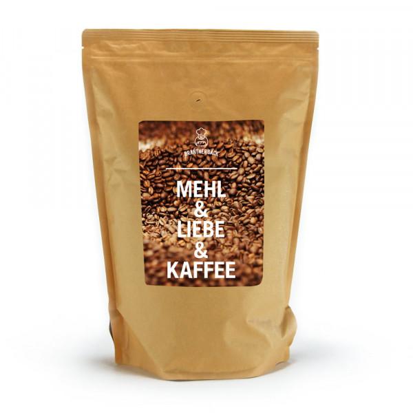 Brantner entkoffeiniert 1.000 g / ganze Bohne