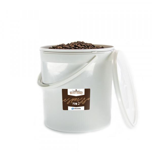 Espresso No.2 4.000g / ganze Bohne