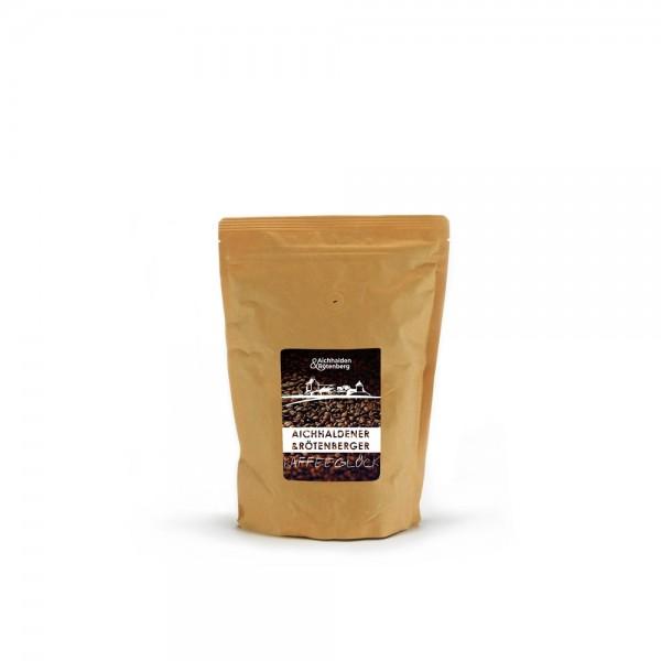 Aichhaldener & Rötenberger Kaffeeglück 500g / ganze Bohne