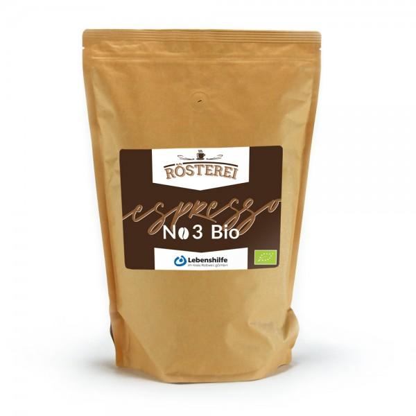 Espresso No.3 Bio
