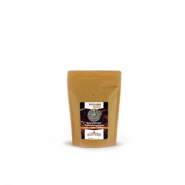 Schramberger Kaffeefairgnügen 250g / ganze Bohne